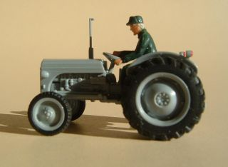 "Ferguson TE 20 ""Little Grey Fergie"""